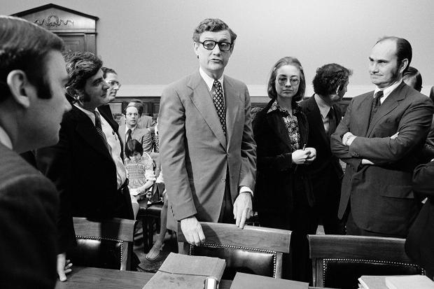 HouseCommittee1974 Hillary Clinton fired for lies, unethical behavior